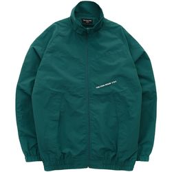 T25H F TRACK JACKET GREEN