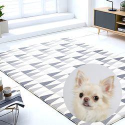 에코 애견매트 2종택1 140x180x1.2cm 강아지매트