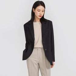 neat two button jacket