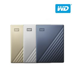 WD My Passport ULTRA Gen3 4TB 외장하드