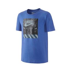나이키 맨즈 반팔 티셔츠 666548 480 블루