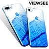 아이폰7플러스 케이스 그라데이션 하드 GC03 블루
