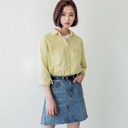 [로코식스] fresh stripe SH셔츠