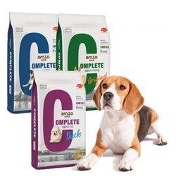 풀무원 아미오 컴플리트 강아지 사료 1.2kg 오리지널