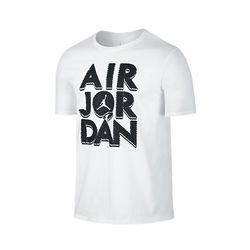 나이키 맨즈 반팔 티셔츠 705259 100 화이트 NIKE