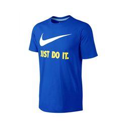 나이키 맨즈 반팔 티셔츠 707360 455 블루 NIKE