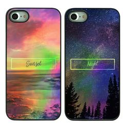 DPARKS PURPLE SKY TWINKLE CASE