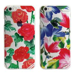 DPARKS WATER FLOWER SOFT CASE