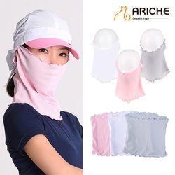 자외선차단 귀걸이마스크-3장세트