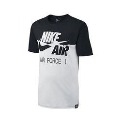 나이키 맨즈 반팔 티셔츠 715255 101 블랙 NIKE