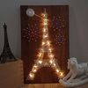 에펠탑 스트링아트 (우드LED)