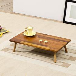 포리드 멀바우 테이블 600 x 400 x 160