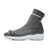 YJ001 Frill Socks snickers Gray