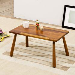 포리드 멀바우 테이블 600 x 400 x 310