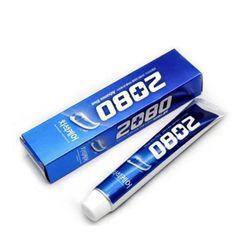 2080 어드밴스 블루 치석제거 치약 120g