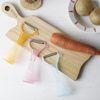 일본산 스마일 감자 깍이칼 - 3color