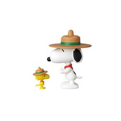 Beagle Scout Snoopy & Woodstock (PEANUTS Series 3)