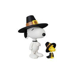 Pilgrim Snoopy & Woodstock (PEANUTS Series 5)