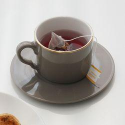 소울 브라운 커피잔 1인조 세트 1등
