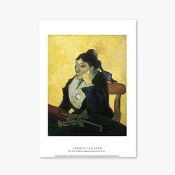 Madame Joseph-Michel Ginoux - 빈센트 반 고흐 006