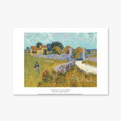 Farmhouse in Provence - 빈센트 반 고흐 012