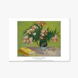 Oleanders - 빈센트 반 고흐 019