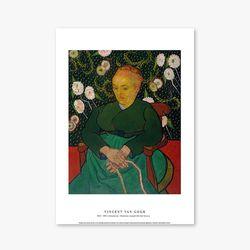 Madame Joseph-Michel Ginoux - 빈센트 반 고흐 022