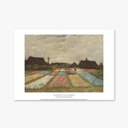Flower Beds in Holland - 빈센트 반 고흐 024