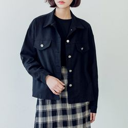 [로코식스] herb cotton JK자켓