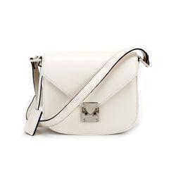 Symphony Handbag-Ivory