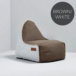 RETROit Cobana - Brown & White
