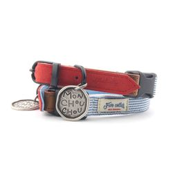 MCC Original Collar Red Blue