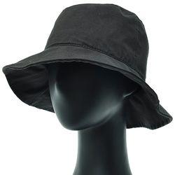 [더그레이]DKU16.워싱면 여성 벙거지 모자 버킷햇