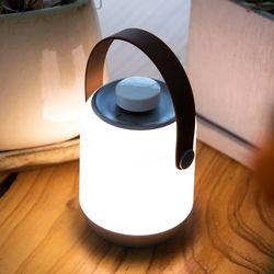 핸들 랜턴 LED 무드등 (밝기조절가능USB전원충전식)