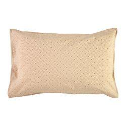 Keiko pillow cover - peach puff & rose (50x75cm)