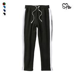 [A_03]슈퍼레이티브 - LINE TRACK PANTS - 4컬러