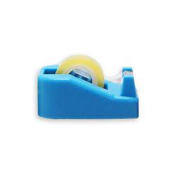 아인텍 탁상용 테이프 커터기 블루[O8453]