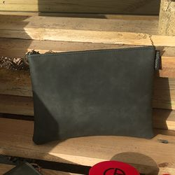 Square Charcoal gray (Large)