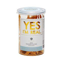 YES I AM REAL 프리미엄 수제간식 - 무염북어채