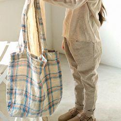 SS체크숄더백(가방)