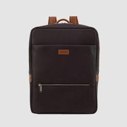 남자 백팩 서류가방 로터프 LO-1502 DBR