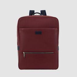 남여공용 노트북 가죽백팩 로터프 LO-1502 BGD