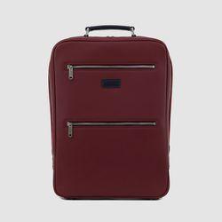 남여공용 노트북 가죽백팩 로터프 LO-1020 BGD