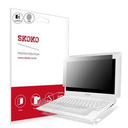 삼성 노트북5 NT500R3W 프라이버시1매+무광전신1매