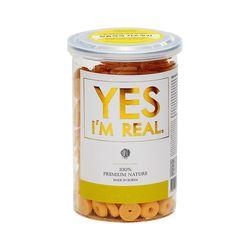YES I AM REAL 프리미엄 수제간식 - 치즈쿠키