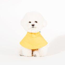 케이프 레인 코트 (옐로우) XL