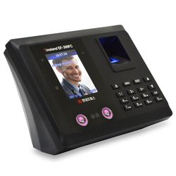 현대오피스 얼굴인식 근태관리기 EF-309FC 지문인식기