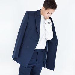 Allure Homme Double Suit NHS-0001