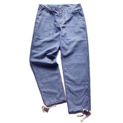 BLUE HICKORY 2WAY PANTS