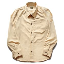 BAMBOO HICKORY SHIRTS [Yellow]